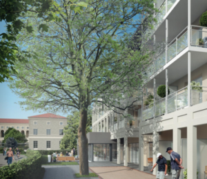 Où investir dans l'immobilier ? - Programme immobilier Saint Cyr - Villeneuve sur Lot (47) - LMNP