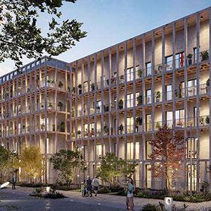 Où investir dans l'immobilier ? - Programme immobilier Carré des Sens - Nantes (44) - Loi PINEL