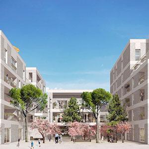 Où investir dans l'immobilier ? - Programme immobilier Cosmopolitan - Nantes (44) - Loi PINEL