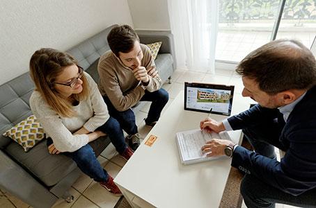Cabinet de conseil en investissement immobilier - Découverte de votre situation - C3 Invest
