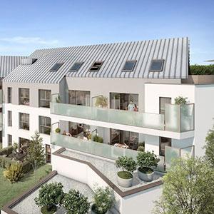 Où investir dans l'immobilier ? - Programme immobilier Eloge - Sautron (44) - Loi PINEL