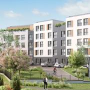 Où investir dans l'immobilier ? - Programme immobilier Kampus Grémillon - Le Mans (72) - LMNP