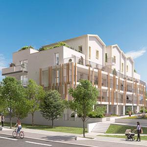 Où investir dans l'immobilier ? - Programme immobilier Les Jardins de Charles - Rezé (44) - Loi PINEL