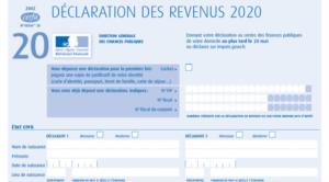 déclarations revenus 2020 - C3 Invest