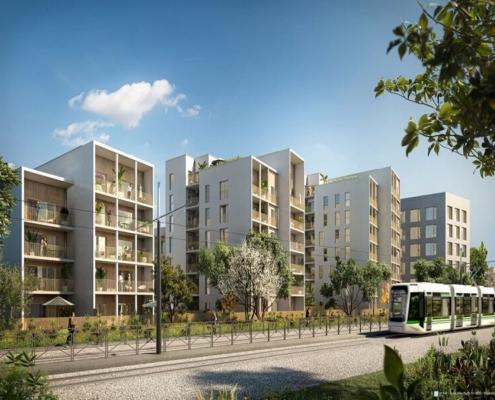 Où investir dans l'immobilier ? - Programme immobilier Ecloz- Nantes (44) - Loi PINEL